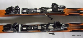 Slides Atomic VF 75 175cm