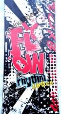 Snieglentė FLOW Rhythm 155cm wide